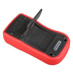 Image 4 - UNI T UT136C Digital Multimeter Auto Range Tester AC DC Voltage Current Ohm Diode Hz Temperature of test diode multimeter