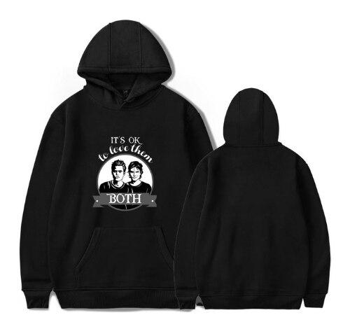 The Vampire Diaries Hoodie Sweatshirt Men Harajuku Hoodies Hip Hop Streetwear Sweatshirt Mujer Bluza Damska Winter Clothes Women 4