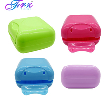 Portable Women Sanitary Tampons Storage Box Candy Color Container Holder with Sterilize Menstrual Cup to keep tampons