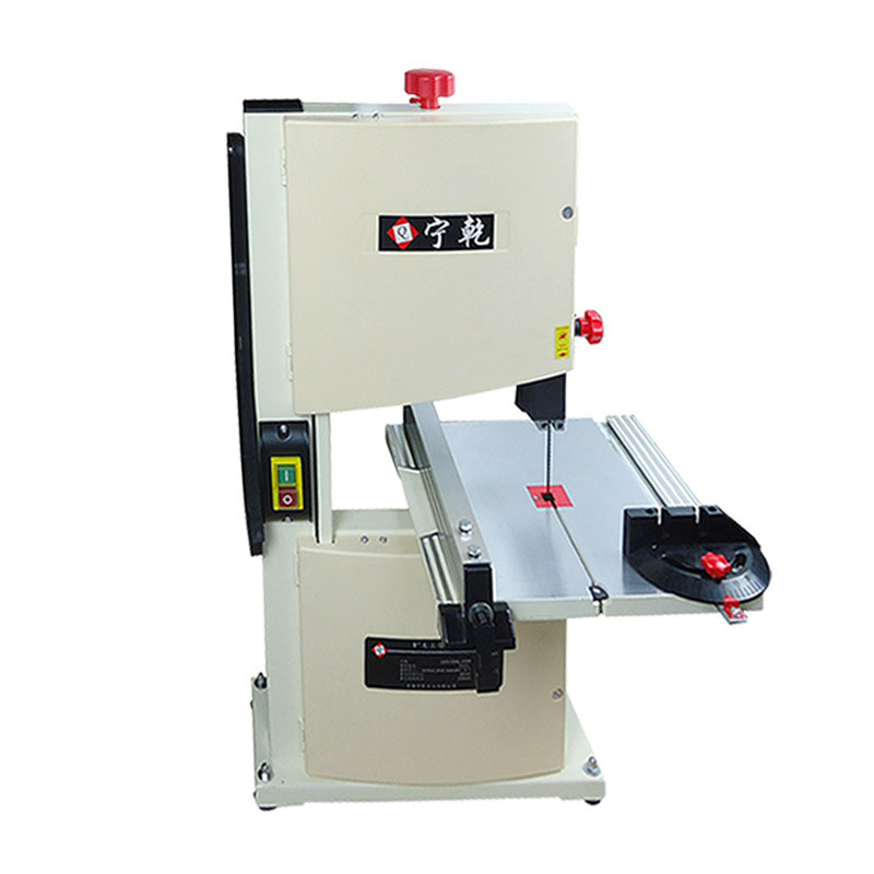 9 inches Band Saw Small Sawing Machine Household Desktop Multifunction Metal Cutting Jigsaw Woodworking Beads