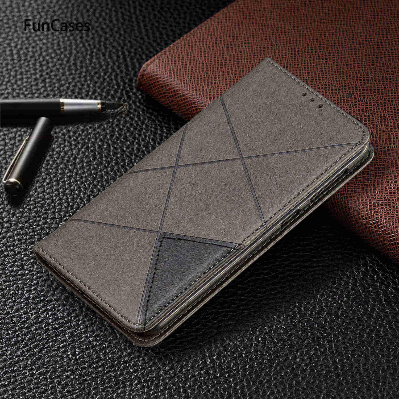 Étuis de téléphone portable d'affaires pour Samsung A10 étui portefeuille à rabat livre Fundas sFor Samsung Galaxy etui A10E A20 A20E A30 A40 A50 A70