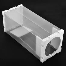 Ловушка для мыши пластиковая ловушка для мыши система для ловли мышей автоматическая защелка подвесная ловушка для ловли мух Охота