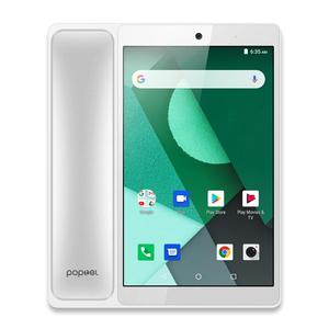 Image 1 - 2020 New Poptel Wireless Smart Tabletphone 8 Inch 2g/16g Bluetooth Handset Android 8.1 Videophone with Hotspot Dropshipping Deal