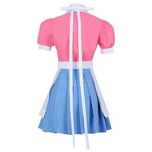 Image 3 - Dangan Ronpa 2 Danganronpa Mikan Tsumiki Dress Cosplay Costume Set for women girls