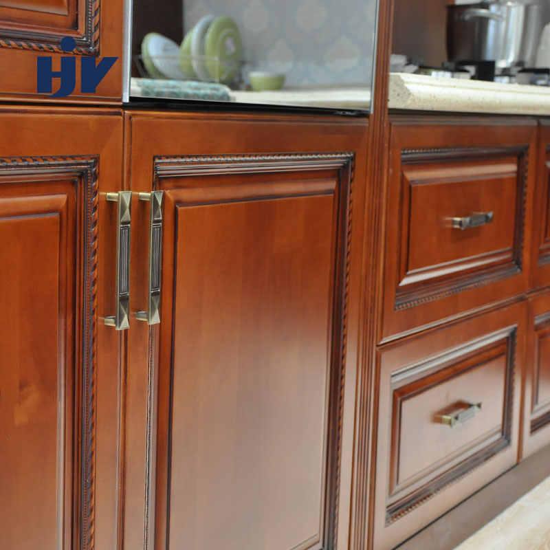 Vintage Antique Bronze Cabinet Handles Knobs Chinese Handle for a Kitchen Set Closet Wardrobe Door Pulls Drawer Buttons