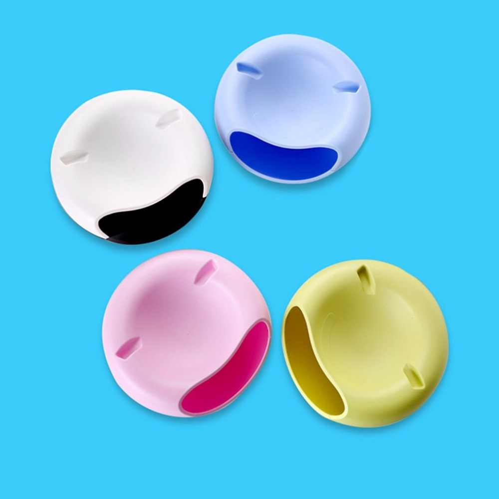พลาสติก Double Layer แห้งผลไม้เมล็ดแตงโม Nut ภาชนะบรรจุขนมกล่องผู้ถือแผ่นที่มีขาตั้งโทรศัพท์มือถือ