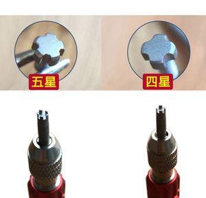 Image 3 - شحن مجاني 1 قطعة الفولاذ المقاوم للصدأ 4 5 المتحدث مفك ل RM ستار ساعة بحزام مطّاطي حزام ساعة