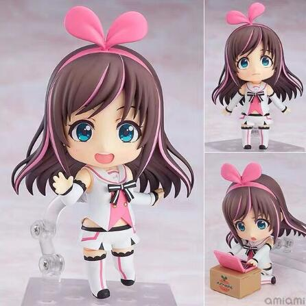 10cm 899# A.I.Channel Kizuna AI Cute BJD Anime Action Figure PVC New Collection Figures Toys Collection
