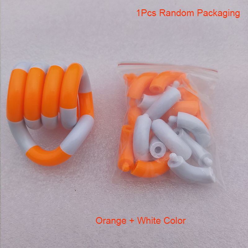 Decompression Toy Autism Fidget Gifts Twist Anti-Stress Office Adult New Deformation-Rope img3