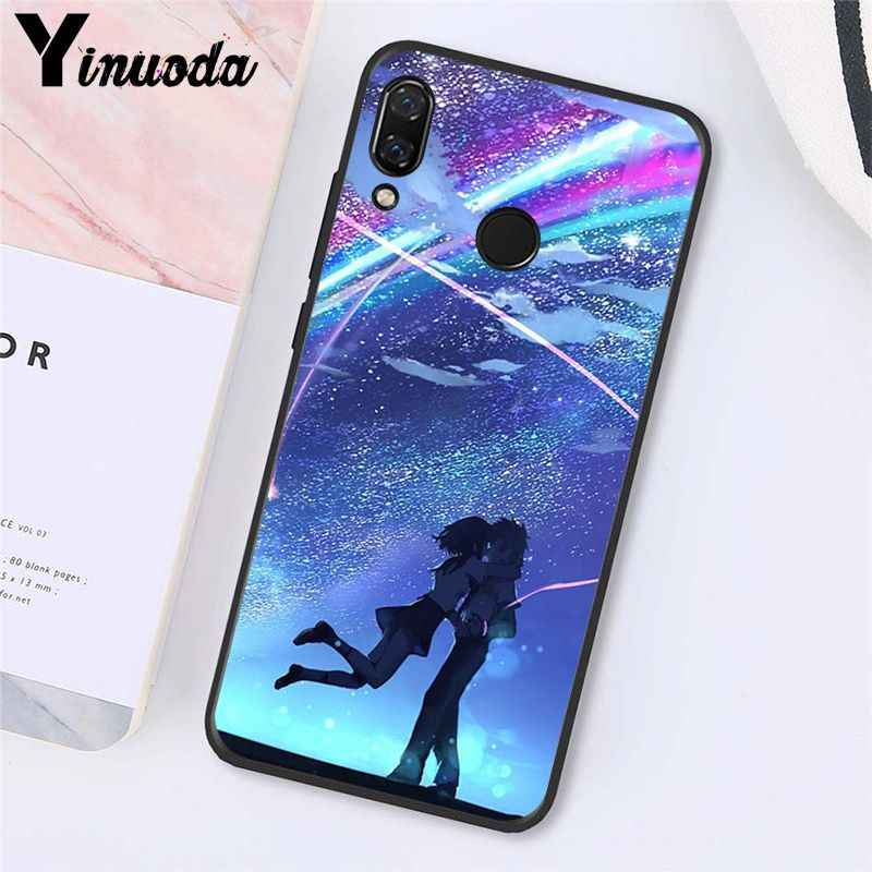 Yinuoda Marvel Comics super hero Rocket Raccoon Groot iPhone 7 para Xiaomi Redmi4X 6A S2 ir Redmi 5 5Plus Note4 Note5 7 Note6Pro