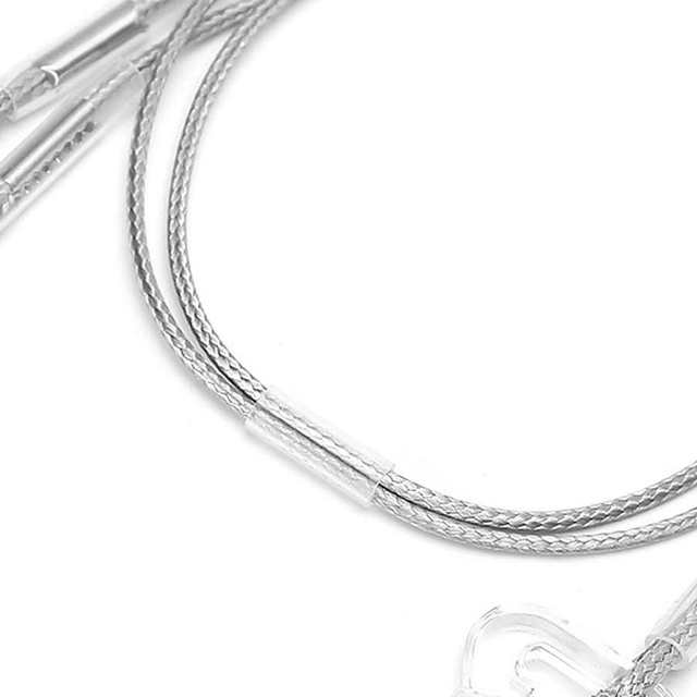 36cm Practical Hearing Aid Anti-Lost Rope Sound Amplifier Ear Aids Children Hanging Strap anti‑lost rope accessory Health Care