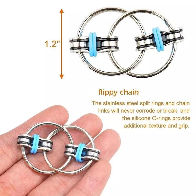 22 Pack Fidget Sensory Toy Set Stress Relief Toys for Kids Adults Fidget Sensory Toy img3