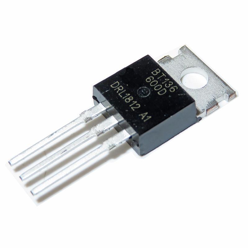 Triac BT136-600D