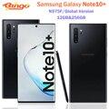 Samsung Galaxy Note10 плюс Note10 + N975F разблокирован мобильный телефон Глобальная версия Octa Core 6,8