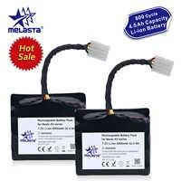 2 pièces 7.2V 4.5Ah Li-ion Batterie pour Neato XV batterie XV-21 XV-11 XV-14 XV-15 XV-12 XV-25 Signature XV Pro avec Cellules Importées