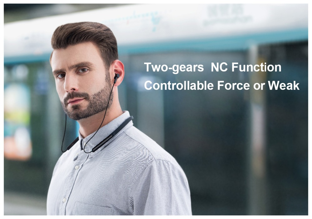 New Xiaomi ANC Bluetooth Earphone Neckband Headset Wireless Magnetic Bluetooth Hybrid Noise Cancelling HD Sound With MIC (2)