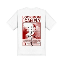 Look Mom I Can Fly - Jack Shirt Tops New Unisex Funny Tee Shirt