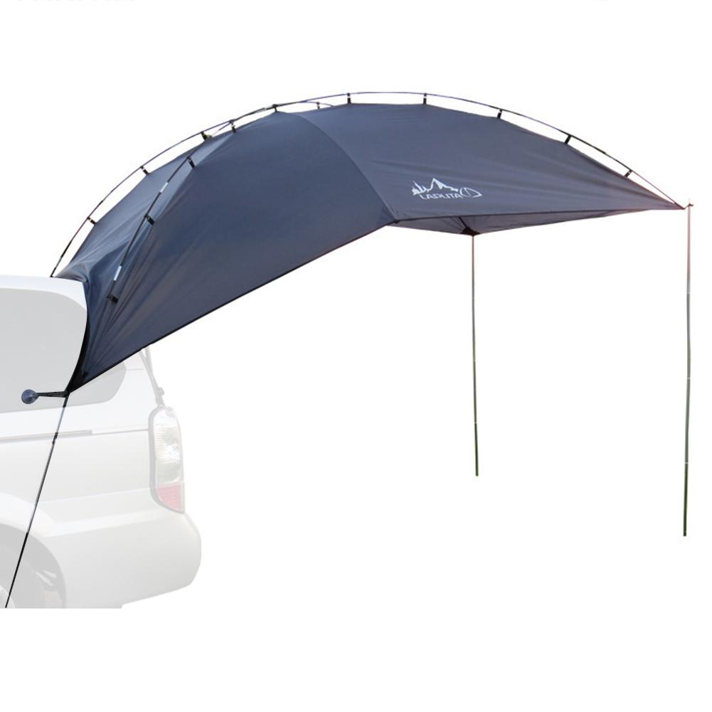 SUV Folding Tent 5-6 Persons Hatchback Car Awning Sun Shelter Waterproof And Sunscreen For Various Outdoor Activities