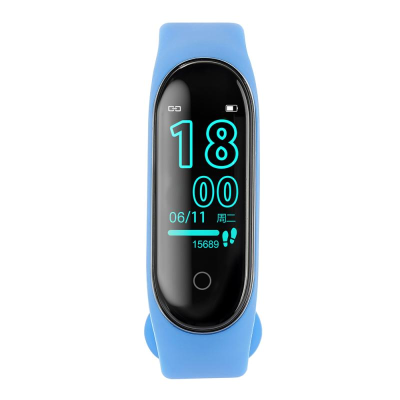 M4 Smart Band Sport Pedometer Fitness Tracker Heart Rate Monitor Smart Bracelet Blood Pressure Smart Watch Walk Step Counter 3