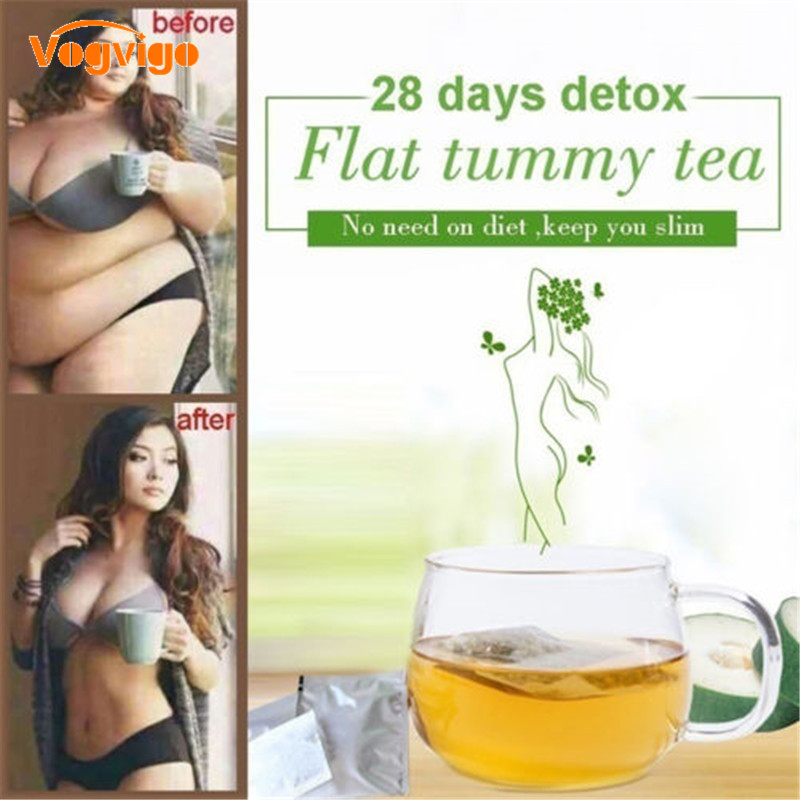 Chinese Health Slimming Tea Weight Loss Tea Diet Slimming Aid Burn Fat Thin Belly Prett Scented Tea Herbal <font><b>28</b></font> <font><b>Days</b></font> <font><b>Detox</b></font> image