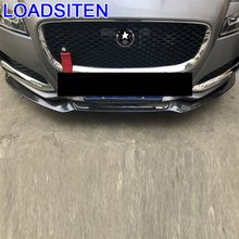 Car-styling Parachoques Auto Modification Coche Bumper Guard Protector Car Molding Styling Mouldings 17 18 FOR Jaguar XFL
