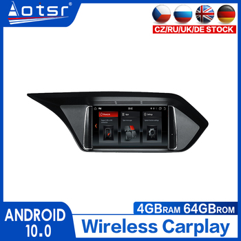 For MERCEDES BENZ E200 E250 E260 E300 2009-2016 Android 10.0 Car GPS Navigation Auto Radio Head unit Multimedia DVD Video Player image