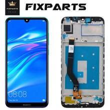 Pantalla LCD Original para Huawei Y7 2019 DUB-LX3 DUB-L23, Panel de pantalla táctil para Huawei Y7 Prime 2019