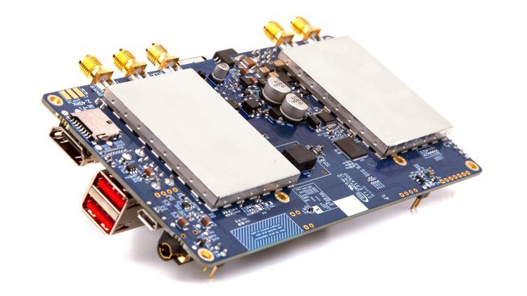 For Available LimeSDR With Raspberry PI LimeSDR Independently Runs Software Radio