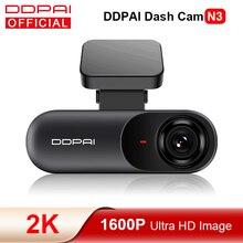 DDPAI – caméra de tableau de bord Mola N3 1600P HD, enregistreur caché pour voiture, vidéo de conduite automobile, DVR, Android, Wifi, Smart 2K, stationnement 24H