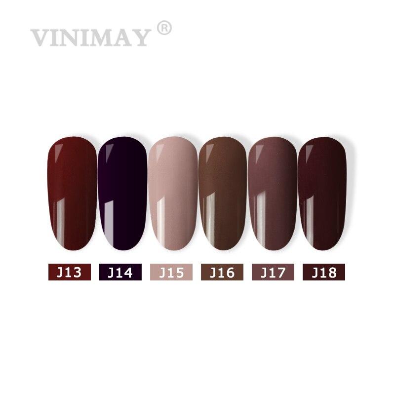 Image 3 - VINIMAY Gel Nail Polish vernis semi permanant UV Soak Off Gelpolish Nail Art Gel Polish Primer Manicure Nails Gel Lacque-in Nail Gel from Beauty & Health