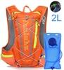 Orange backpack 2L