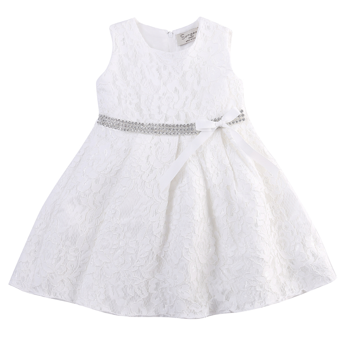 Princess Dress For Girls Clothing Flower Girls Dresses For Party and Wedding Costume Children Communion Gown Tutu Kids Clothes in Dresses from Mother Kids