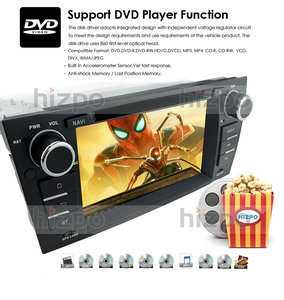 "Image 5 - רכב נגן מולטימדיה עבור BMW E90 E91 E92 E93 סטריאו ראש יחידה 7 ""DVD לרכב נגן GPS Sat Nav רדיו BT USB RDS AM/FM SWC DAB + DVBT"