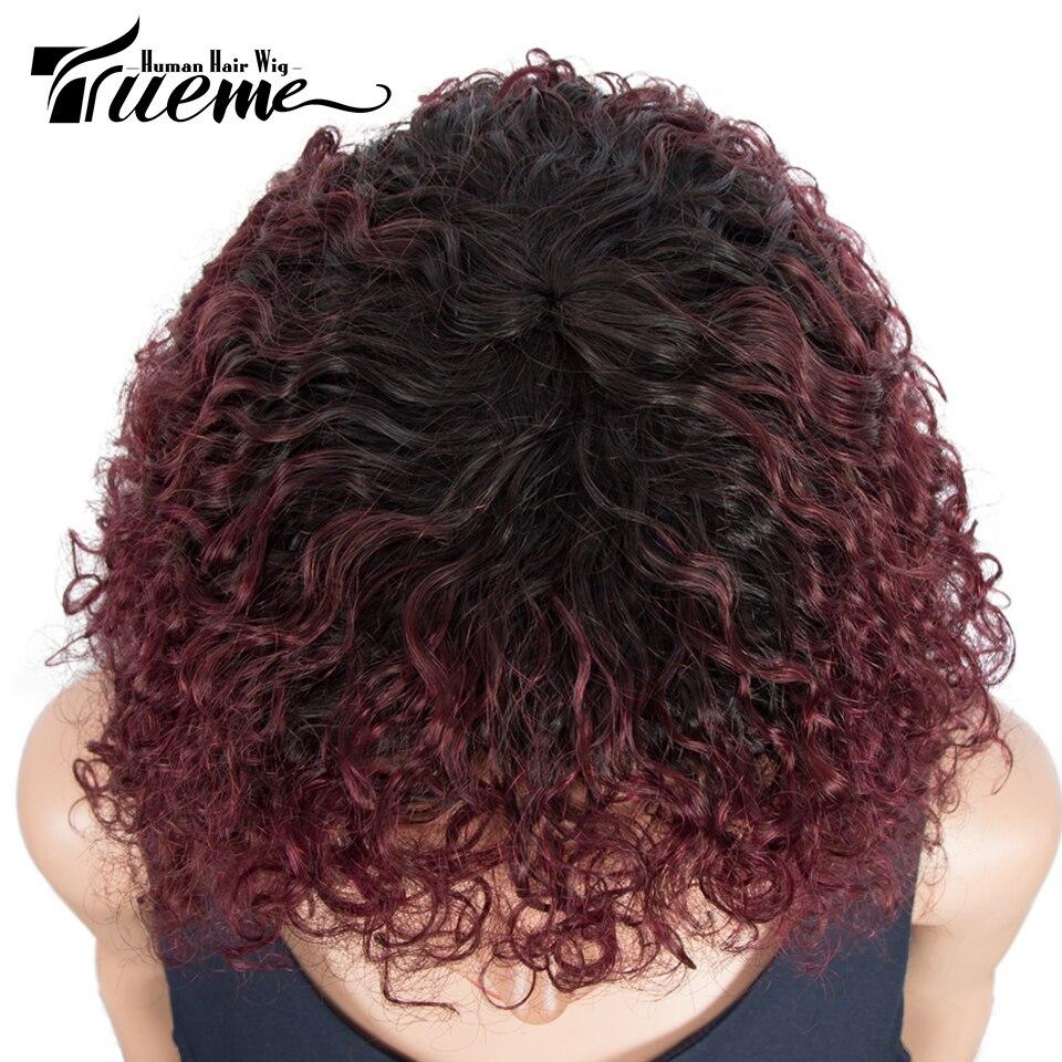 cabelo humano bob perucas para as mulheres
