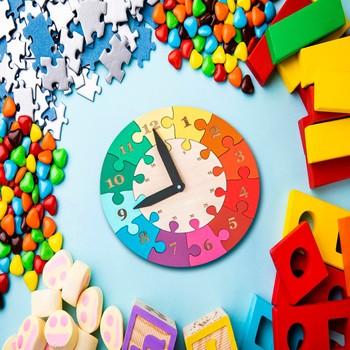 Nauka nauczanie maluchy zegar drewniane Puzzle zabawki obecny prezent urodzinowy 2021 rodzic-dziecko interaktywny nowy rok Puzzle prezent F tanie i dobre opinie CN (pochodzenie) Chiny certyfikat (3C) Certyfikat europejski (CE) Ze Stanów Zjednoczonych (UL) 8 ~ 13 Lat Urodzenia ~ 24 Miesięcy