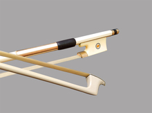 Wtsfwf Full Size Violin Bow High Quality Silver Mounted White Brazilwood 5PCS/Lot