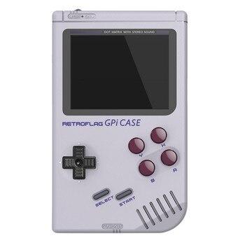 Game Console Portable Lightweight Joystick Controller Case For Raspberry Pi Zero And Zero W With Safe Shutdown New