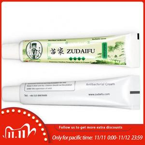 Image 1 - Dropshipping Zudaifu Skin Psoriasis Cream Dermatitis Eczematoid Eczema Ointment Treatment Psoriasis Cream Skin Care Cream