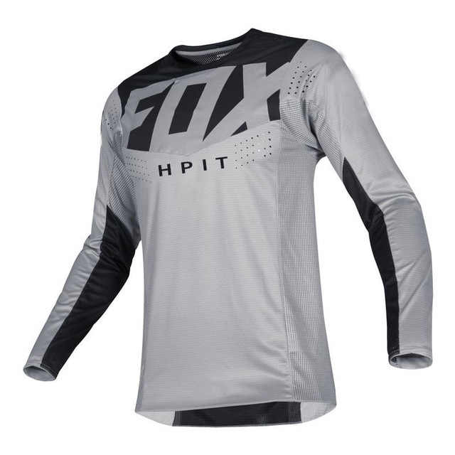 Hpit Vos Motorfiets Mountainbike Team Downhill Jersey Mtb Offroad Dh Mx Fiets Locomotief Shirt Cross Country Mountainbike