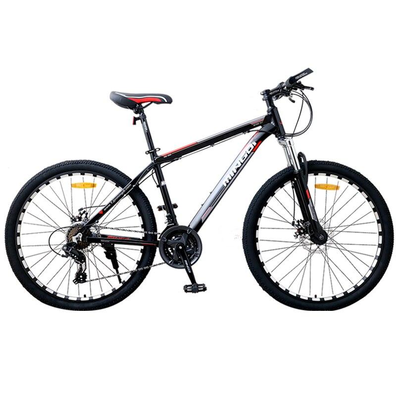 GMINDI велосипед 26 дюймов велосипед 24 скорости алюминиевый горный велосипед MTB велосипед мужской и женский велосипедный MTB велосипед взрослый ...