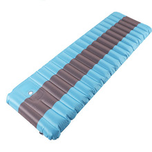 190*60cm Camping Car Bed Air Inflatable Travel Mattress Bed Inflatable Camping Mat Colchon Inflable Para Outdoor Camping Mat