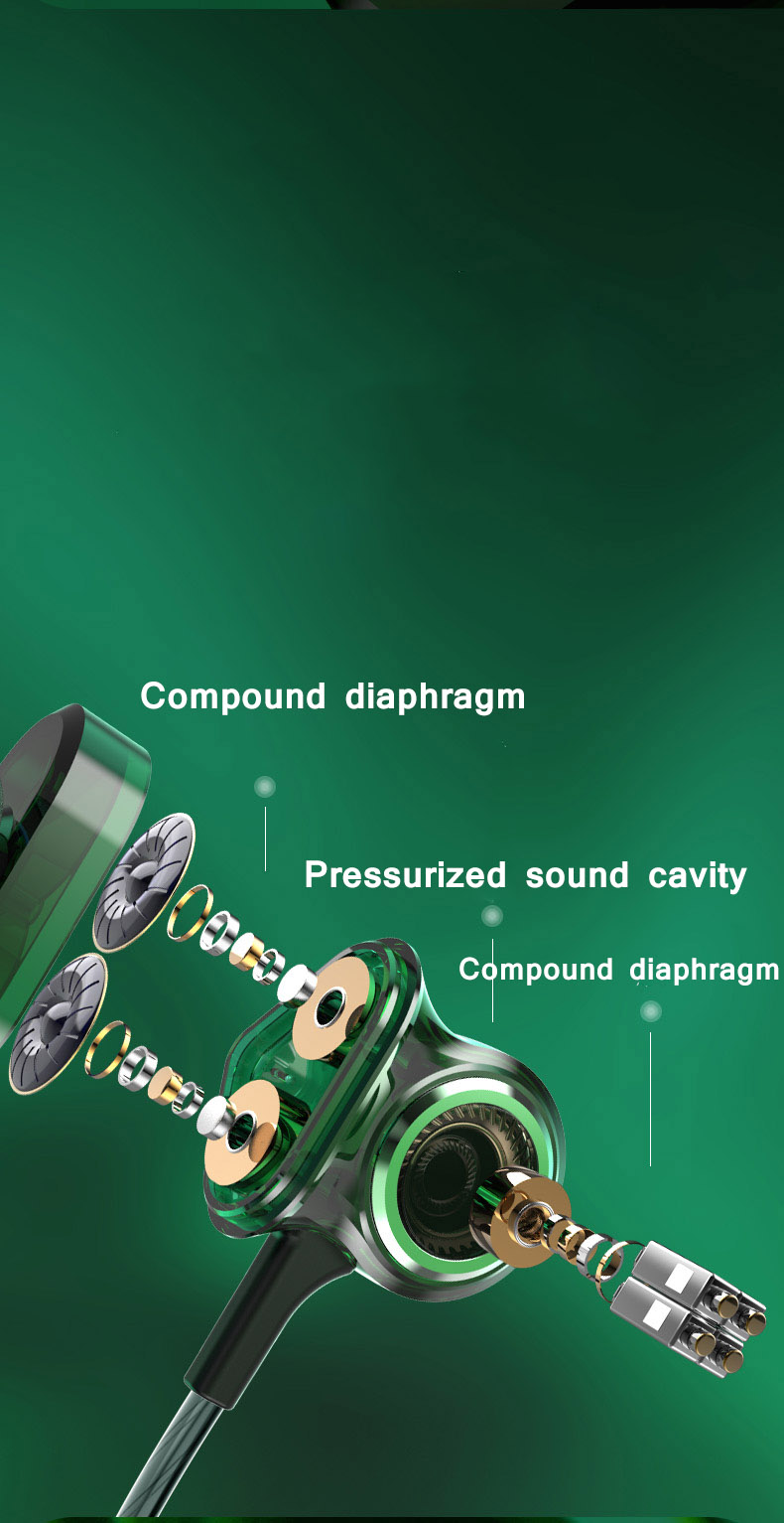 com fio de alta qualidade audiophile lossless