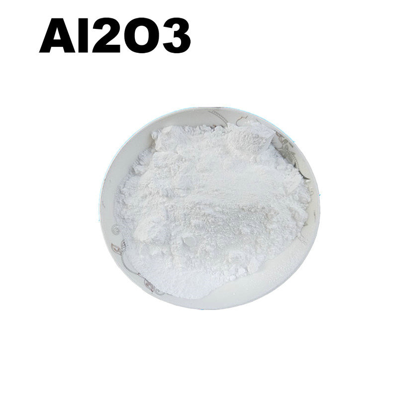 Al2O3 High Purity Powder 99.9% Aluminium Oxide High Temperature Nano Ceramic Powders about 1 Micro Meter  For All UseAbrasives   -