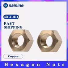 DIN934 HEX Hexagon [M1.6-M24]