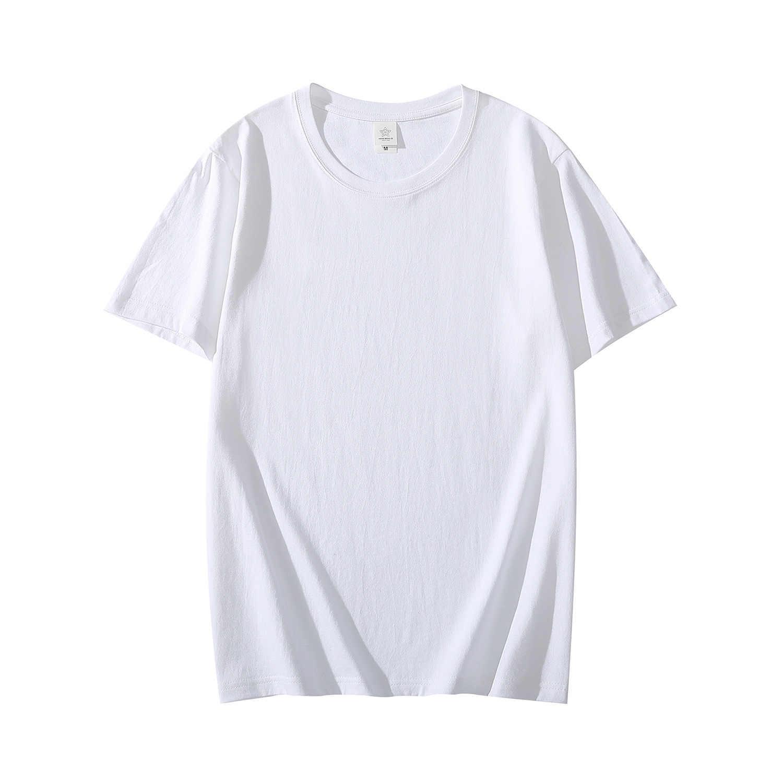MRMT 2020 브랜드 뉴 코 튼 남자 티셔츠 반팔 남자 티셔츠 짧은 소매 순수 컬러 남자 티셔츠 남성 탑스에 대 한