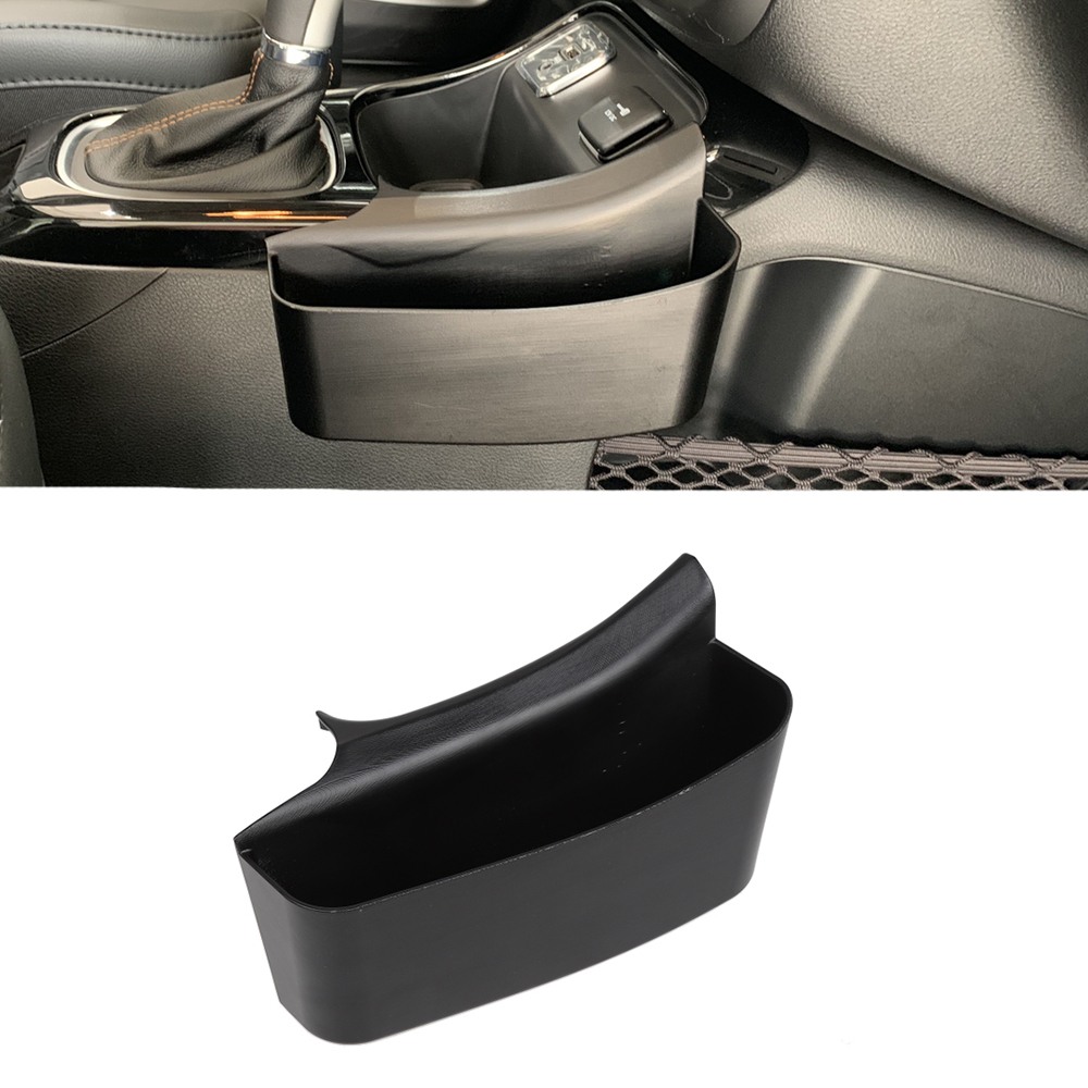 YOCTM For Jeep Renegade 2019 2020 Transmission Gear Shift Console Front Storage Box