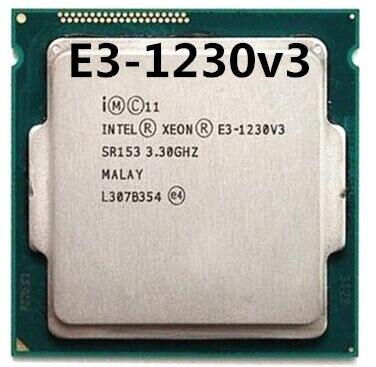 Intel Xeon E3 1230 V3 3.3GHz Quad-Core LGA1150 Desktop CPU E3-1230 V3 Processor