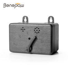 Benepaw Ultrasound Dog Anti Barking Device Controller Waterproof Safe Efficient Training Pet Stop Bark Deterrent Indoor Outdoor