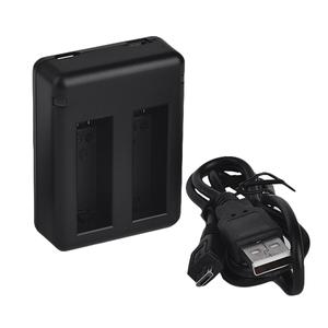 Applicable to the Battery Charger of Hero4 Sports Camera AHDBT-401 USB Dual Charging