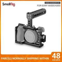 Smallrig a6500 клетка для камеры с верхней ручкой + кабель hdmi